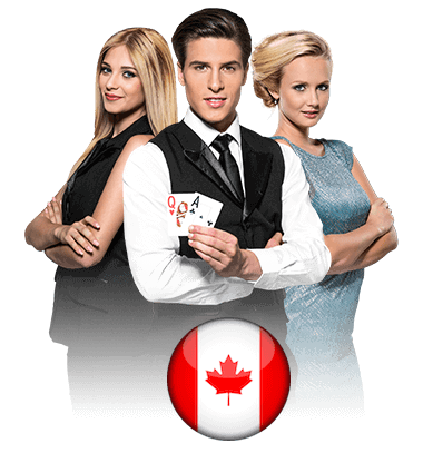 live dealers for casinos in canada