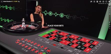 unibet private roulette