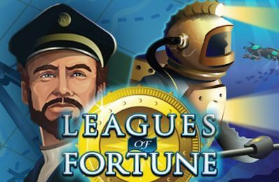 leagues of fortune slot logo